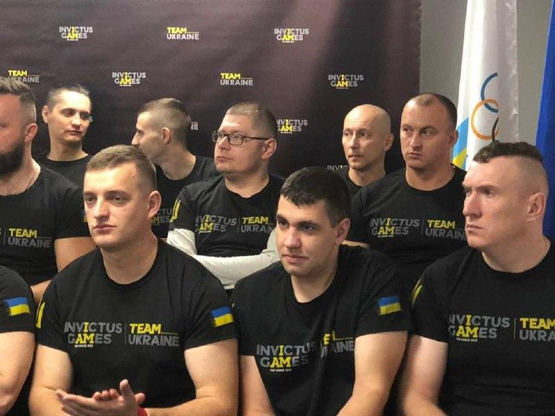 Рівненські ветерани АТО розпочали тренування в Конча-Заспі до «Ігор Нескорених-2020»