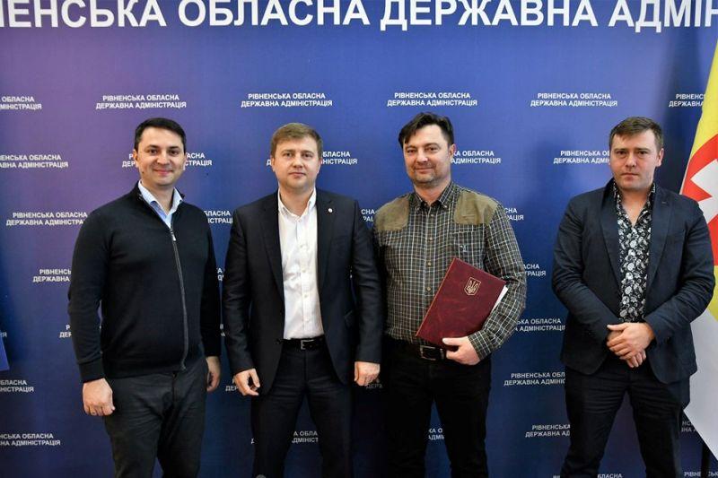 Польський інвестор вирощуватиме на Рівненщині полуницю