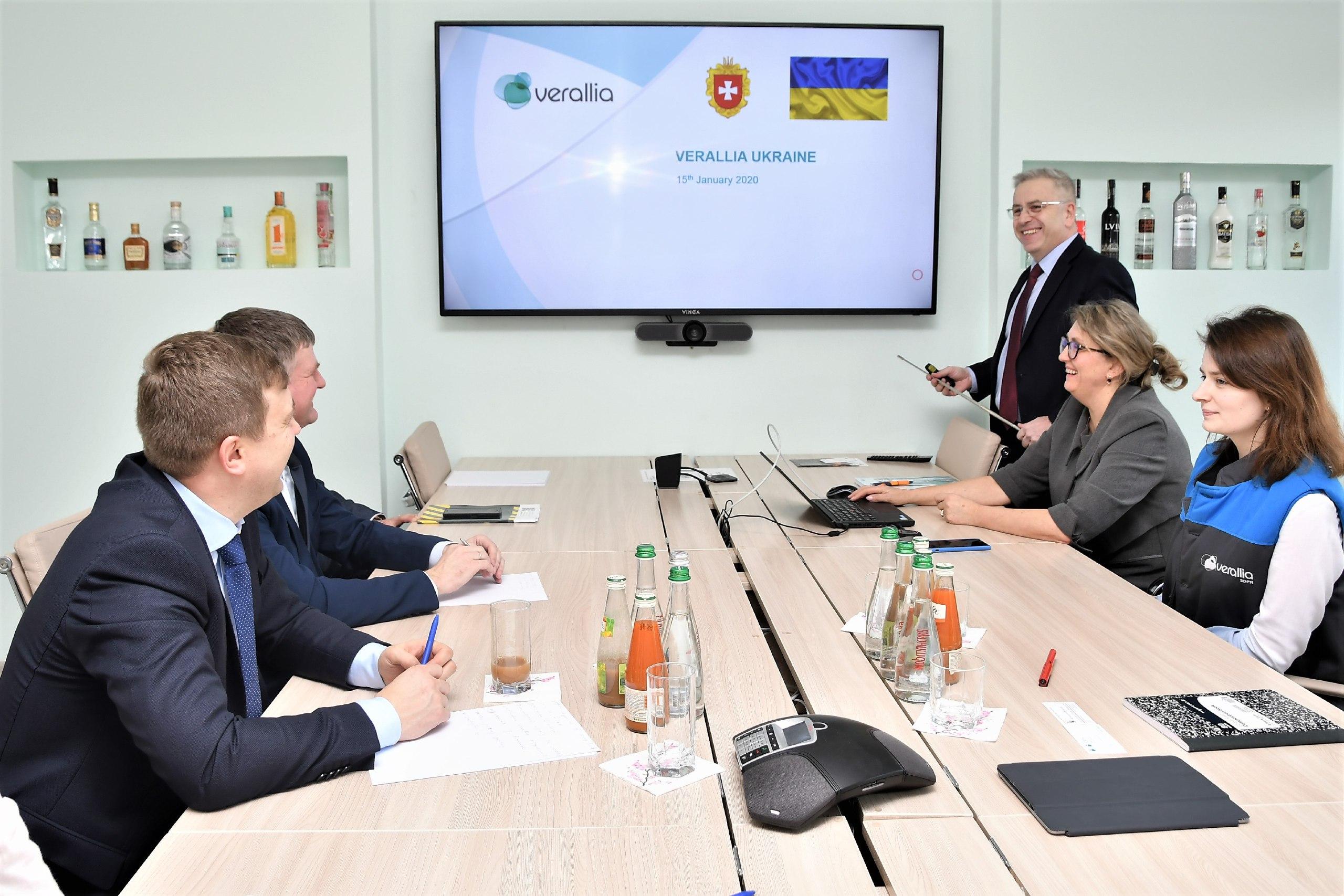 Віталій Коваль налагоджує співпрацю з рівненськими інвесторами