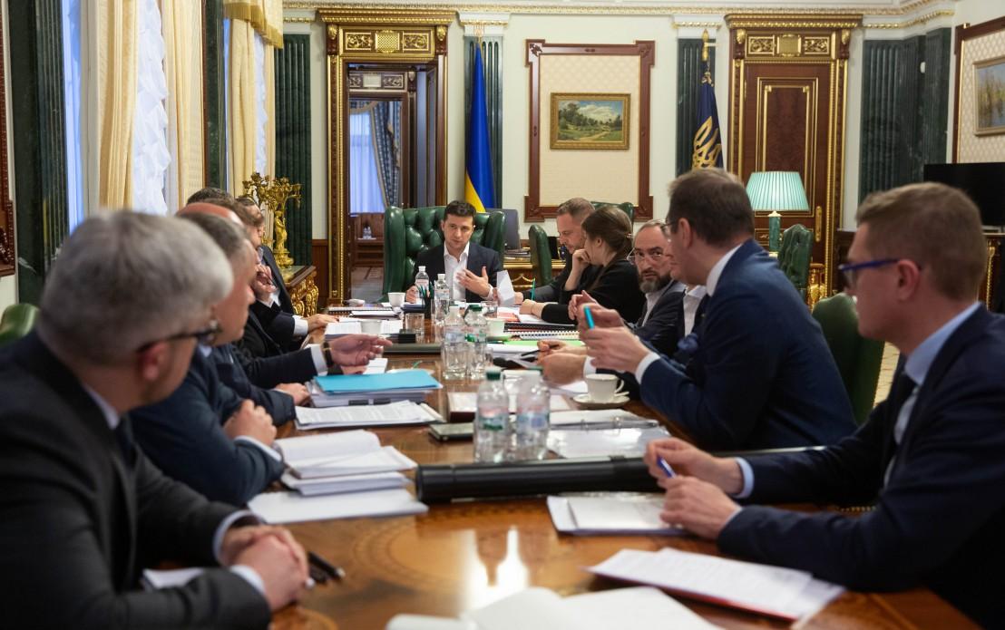 В Офісі Президента готуються до зустрічі у Нормандському форматі