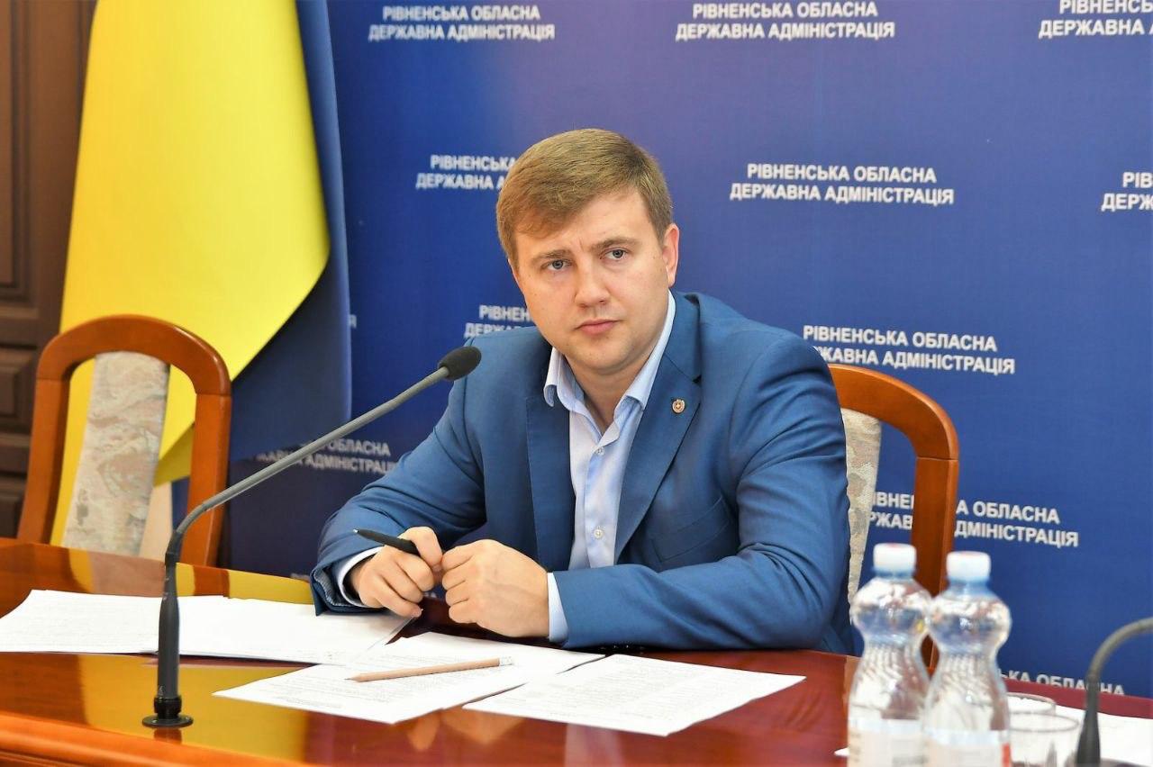 Віталій Коваль створив інвестиційну раду Рівненщини