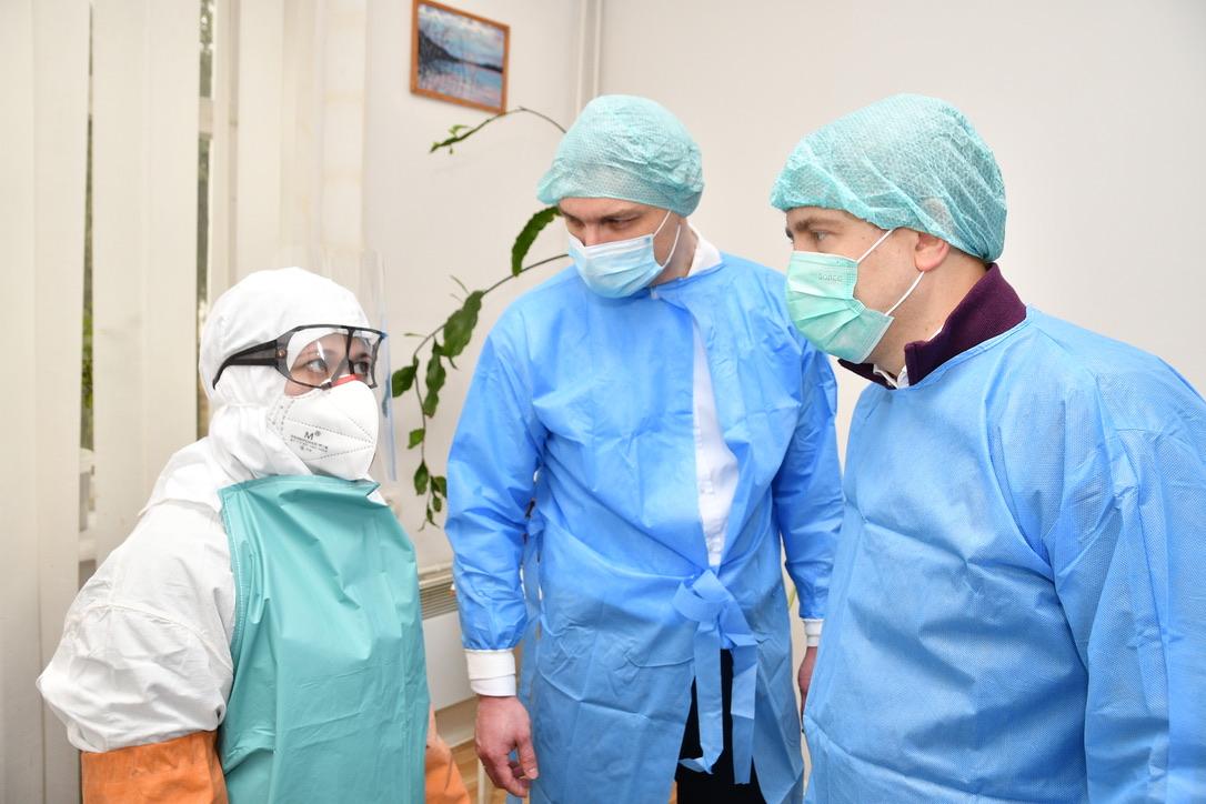 Інфекційне відділення на Сарненщині готове приймати хворих на коронавірус (ФОТО), фото-4