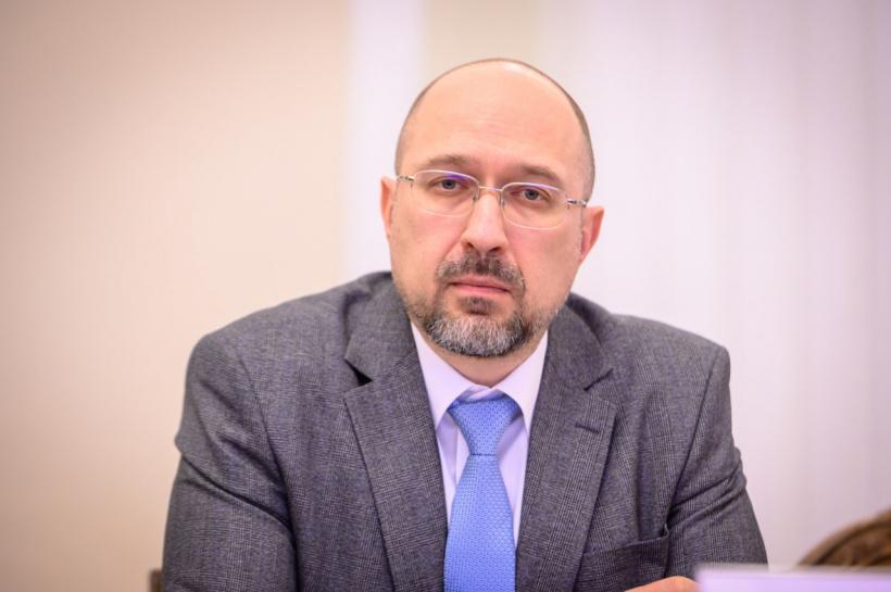 Прем'єр-міністр Денис Шмигаль провів перше засідання Уряду