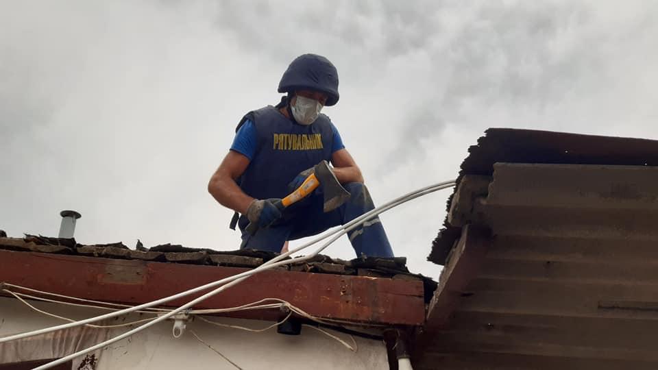 Більше пів сотні будинків допомогли відновити рівненські рятувальники на Донеччині (ФОТО), фото-1