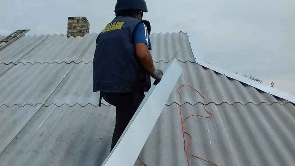 Більше пів сотні будинків допомогли відновити рівненські рятувальники на Донеччині (ФОТО), фото-6
