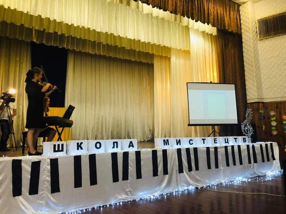 Школу мистецтв відкрили у Великому Житині (ФОТО), фото-1