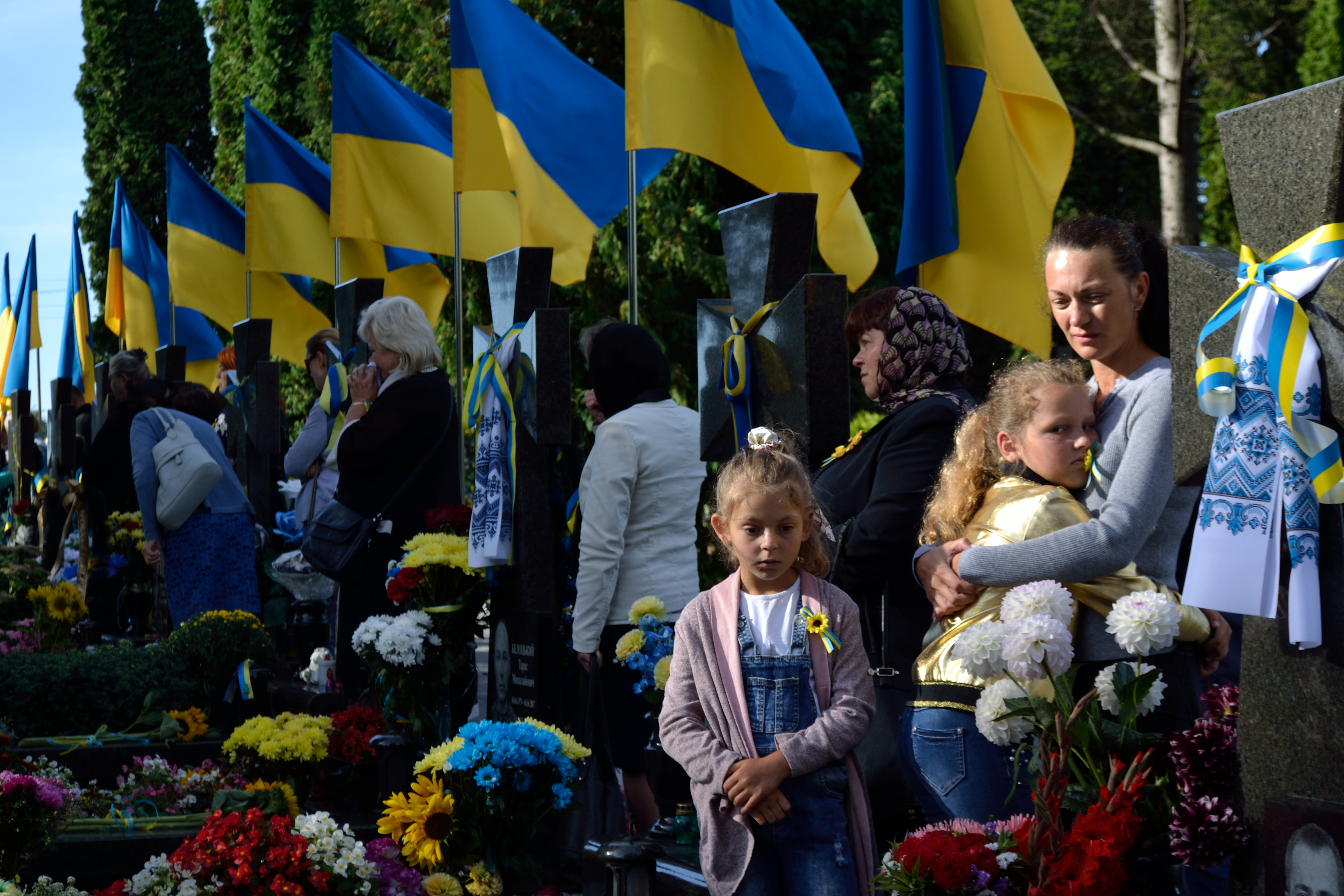 У річницю Іловайської трагедії на Рівненщині вшанували загиблих захисників (ФОТО), фото-8