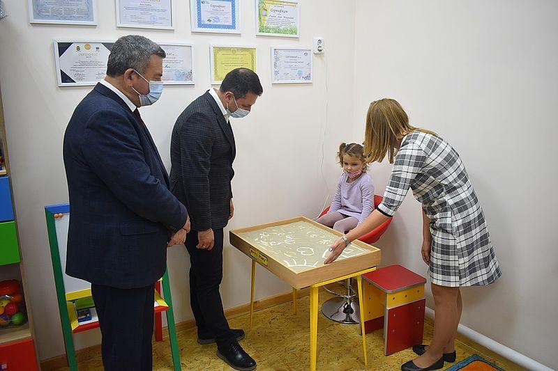 Другий інклюзивно-ресурсний центр відкрили у Дубно (ФОТО), фото-2