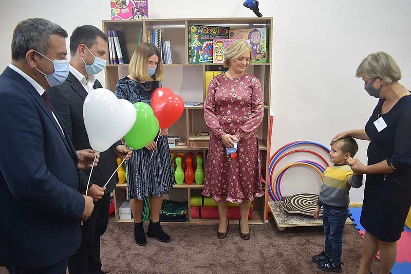 Другий інклюзивно-ресурсний центр відкрили у Дубно (ФОТО), фото-3