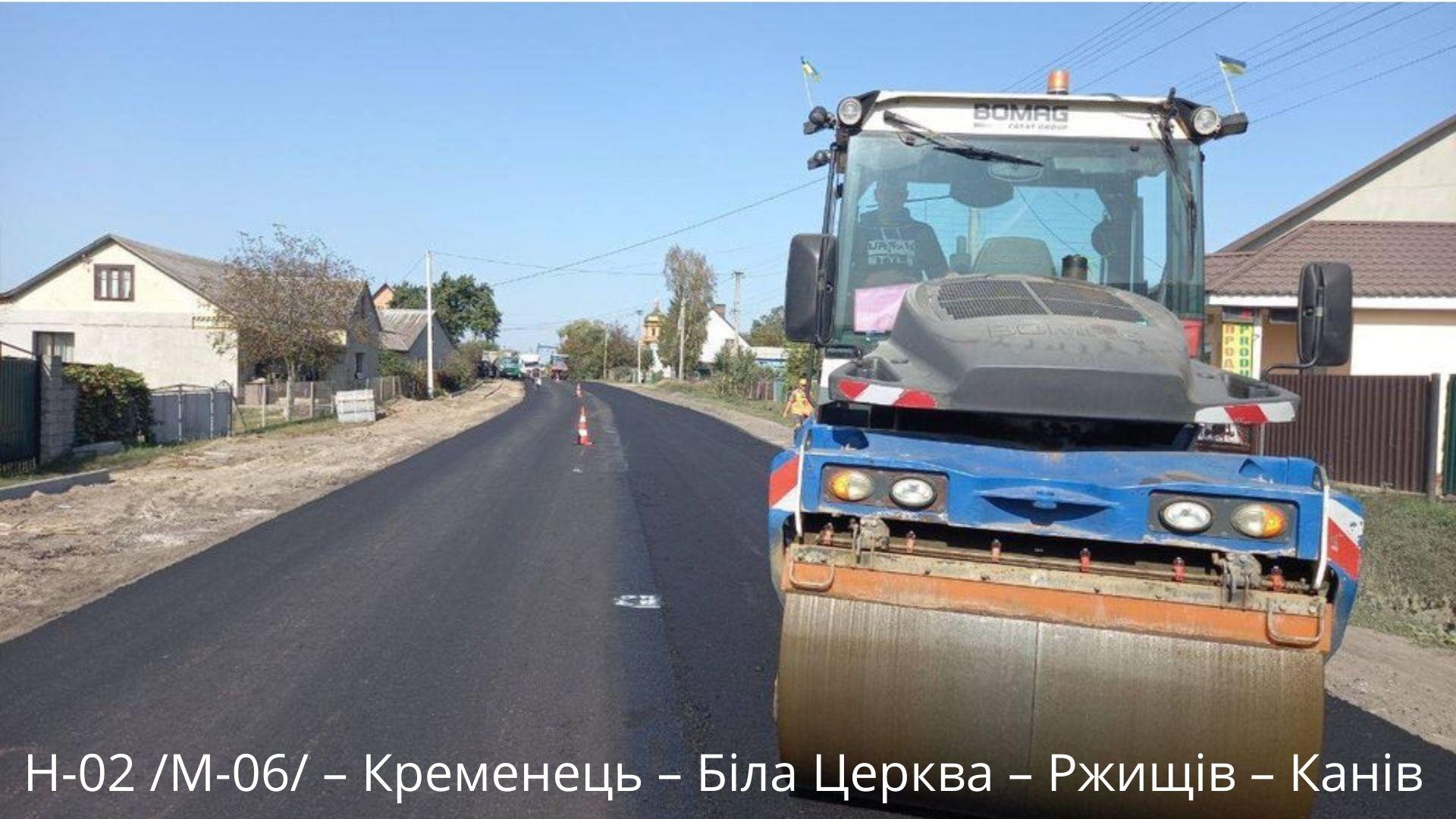 На Рівненщині відремонтують рекордну кількість державних доріг, фото-1