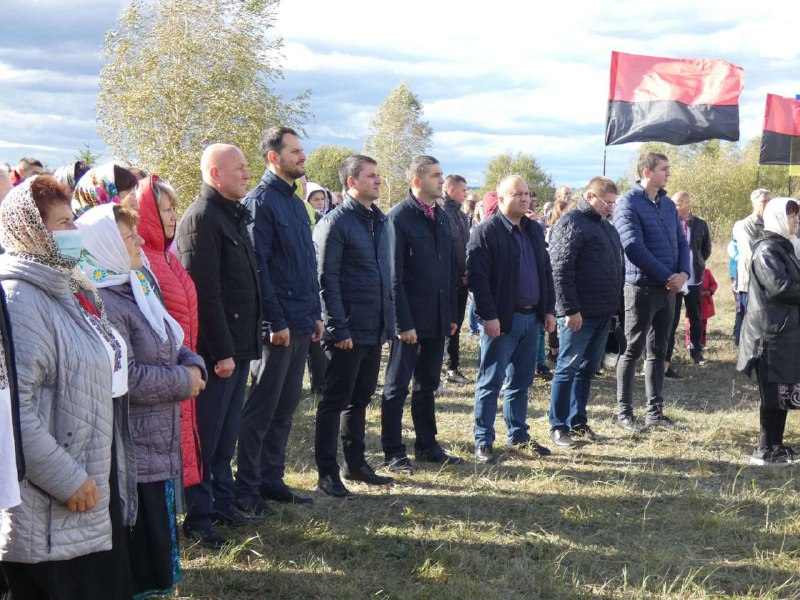 В урочищі Гутвин лунали пісні, присвячені героям УПА (ФОТО), фото-5
