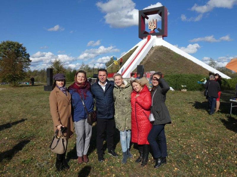 В урочищі Гутвин лунали пісні, присвячені героям УПА (ФОТО), фото-6