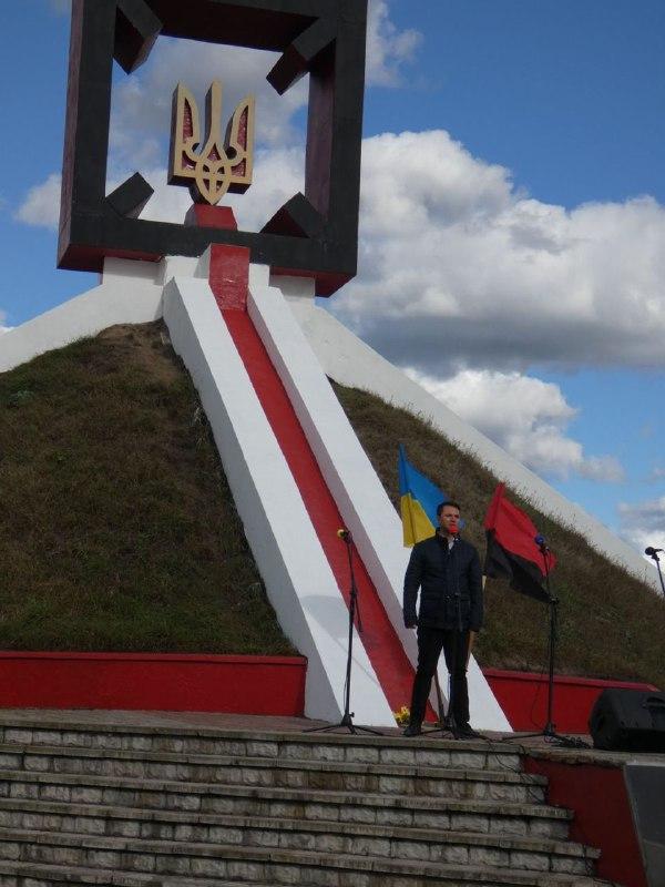В урочищі Гутвин лунали пісні, присвячені героям УПА (ФОТО), фото-2