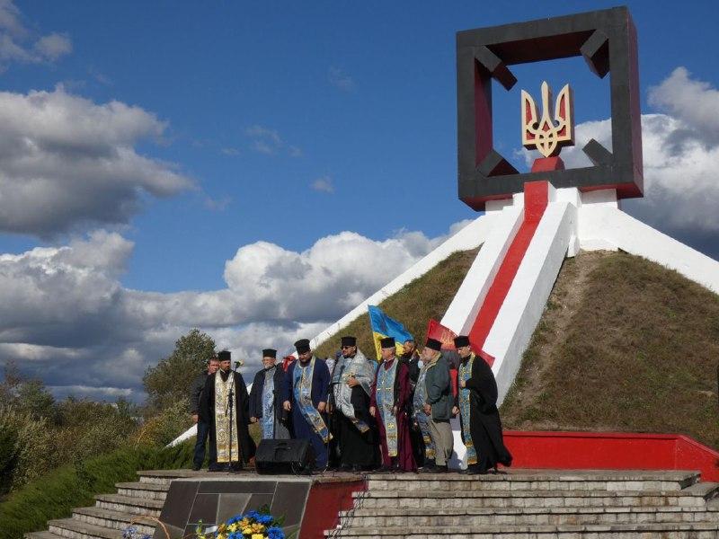 В урочищі Гутвин лунали пісні, присвячені героям УПА (ФОТО), фото-10