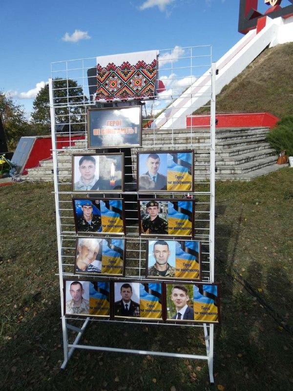 В урочищі Гутвин лунали пісні, присвячені героям УПА (ФОТО), фото-12