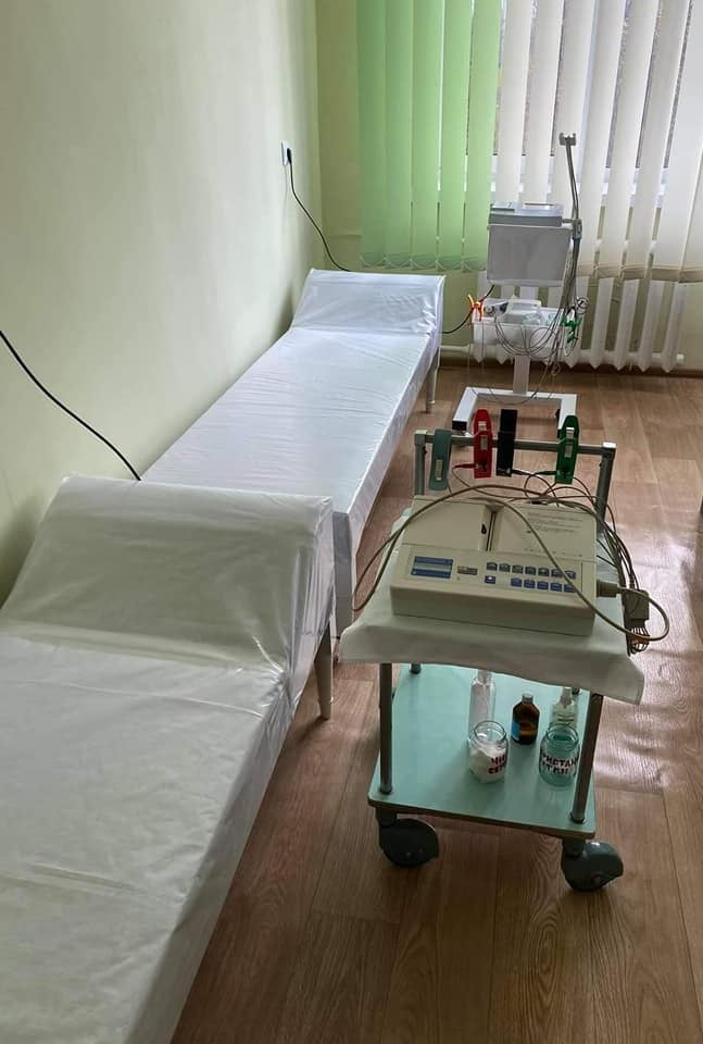 У Здолбунівській ЦРЛ запрацювало відділення функціональної діагностики (ФОТО), фото-3
