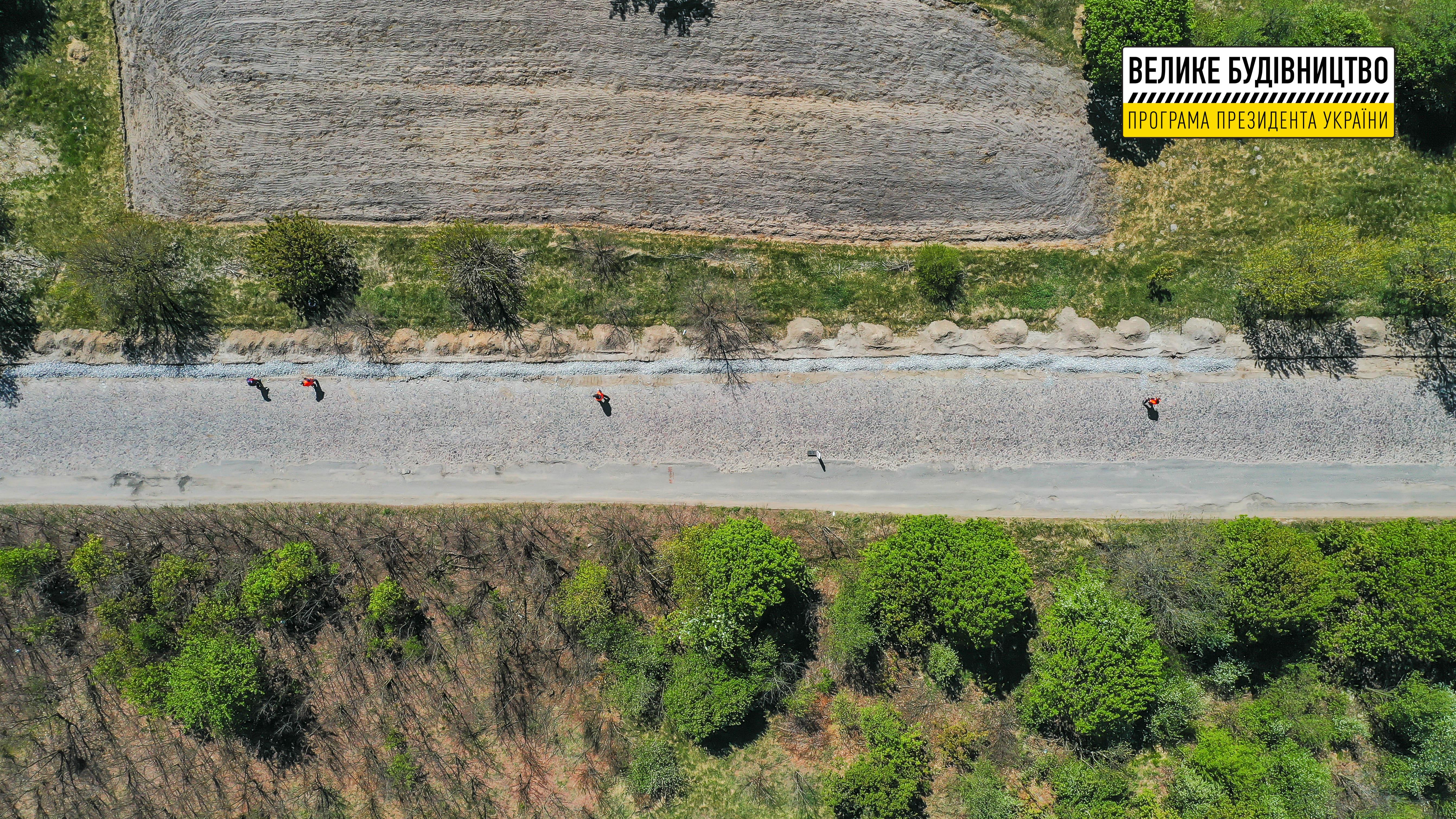На Сарненщині відновлюють 12 км дороги (ФОТО, ВІДЕО), фото-5
