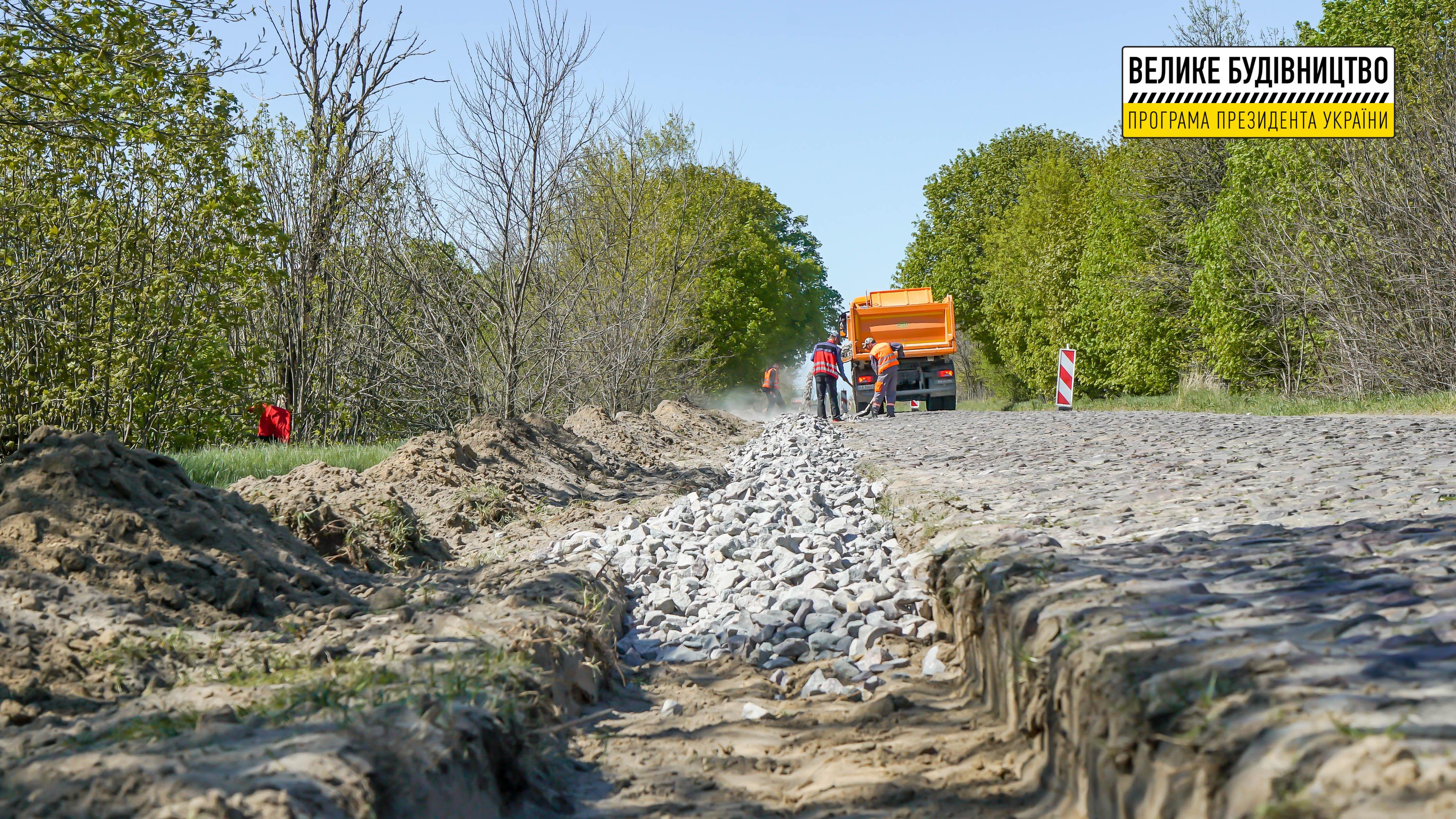 На Сарненщині відновлюють 12 км дороги (ФОТО, ВІДЕО), фото-3
